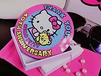 ЕКСКЛЮЗИВНЫЙ повербанк для девочек Hello Kitty универсальное зарядное устройство 6800 powerbank