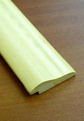 Бамбуковый молдинг кромочный, свет