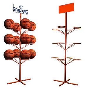 Торговые стойки для мячей
