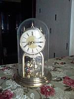 Антикварные кабинетные (каминные, настольные) часы .Годовые
