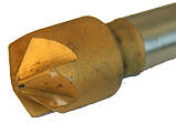 Зенковка 25,0 мм, к/х, угол 120 гр., Р6М5, фото 2