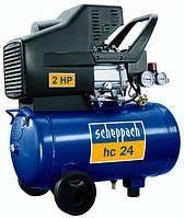 Воздушный поршневой компрессор Scheppach HC 24 MTG