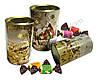 Шоколадный куб-сюрприз, конфеты «Монблан» 9 шт.