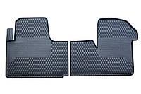 Коврики резиновые Renault Master III с 2010,Opel Movano B с2010 (новый)