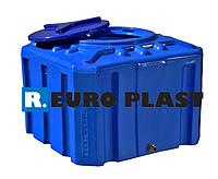 Емкость квадратная двухслойная  Рото Европласт 100 литров
