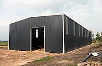 Сельскохозяйственный склад – ангар для хранения техники