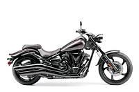Обновленный мотоцикл Yamaha Star Raider SCL 2014