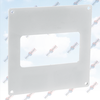 ФОТО: Пластина настенная для плоских каналов