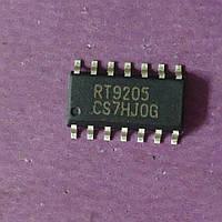 Микросхема Richtek RT9205 для ноутбука