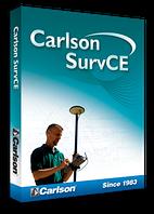 Carlson SurvCE 5.0 GPS