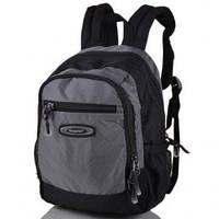 Детский серый рюкзак Onepolar мод.1283