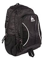 Детский чёрный рюкзак Onepolar мод.1297