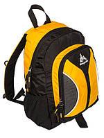 Детский  жёлтый рюкзак Onepolar мод.1297