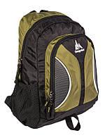 Детский зеленый рюкзак Onepolar мод.1297