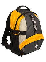 Детский жёлтый рюкзак Onepolar мод.1013