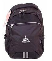 Детский чёрный рюкзак Onepolar мод.1700