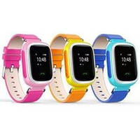 Детские GPS часы-телефон Smart baby watch WECARE Q60