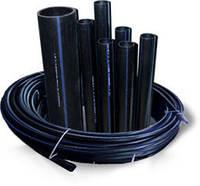 Труба полиэтиленовая 6 Атм 110 х 5,3 (ПНД ПЭ-80 SDR21) для водоснабжения