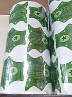Формы Starlet Professional ,формы для наращивания ногтей,по акриловой или гелевой технологиях,500 шт.