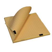 Бумага для электрокардиографа Bioset 3600/3700, 110 мм х 100 мм х 180 листов.