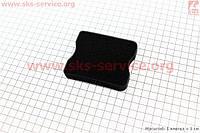 Фильтр воздушный - элемент квадратный поролон без пропитки для мотокосы