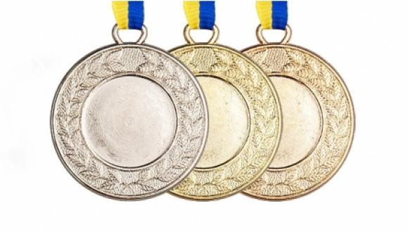 Медаль спорт Д-923 бронза