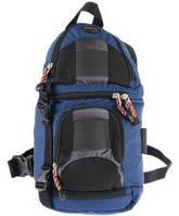 Рюкзак синий Onepolar 6050 для фотоаппарата