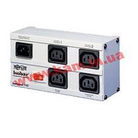 Сетевой фильтр Tripp Lite 220/ 240V, IEC-320 receptacles, 2 filter banks. T.U.V. approved (EURO-4)