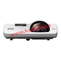 Проектор EB-530 (3LCD,3200lm,X GA,16000:1,short focus,HDMI) (V11H673040)