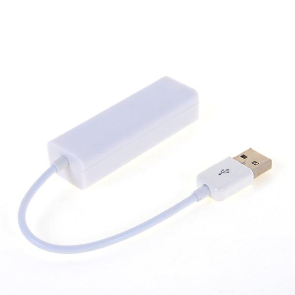 Адаптер переходник с USB 2.0 на LAN 10/100Мб/с RJ45, фото 1