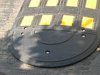 Лежачий полицейский основной элемент 650х500х50мм