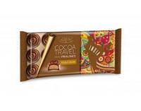 Молочный шоколад с ореховым кремом COCOA TRAVEL Baron Excellent,100 гр