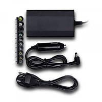 Зарядка для ноутбука 150 W (сеть + авто), Laptop Universal Adapter