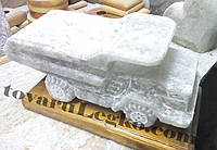 Лампа из соли - грузовик
