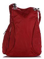 Рюкзак женский Silvia 816 красный.