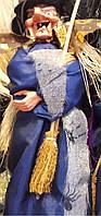 Кукла говорящая со светящимися глазами, декор на Хэллоуин
