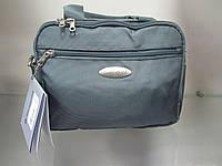 Серая сумка Samsonite мод.8003