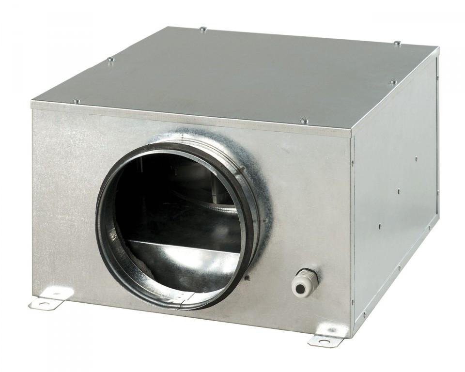 ВЕНТС КСБ 250 - шумоизолированный вентилятор