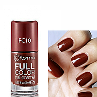 "Flormar Full Color nail enamel лак для ногтей ""Penthouse"" № FC 10"