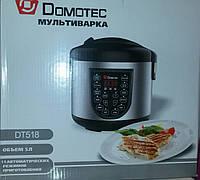 Мультиварка, Domotec DT 518 на 12 програм