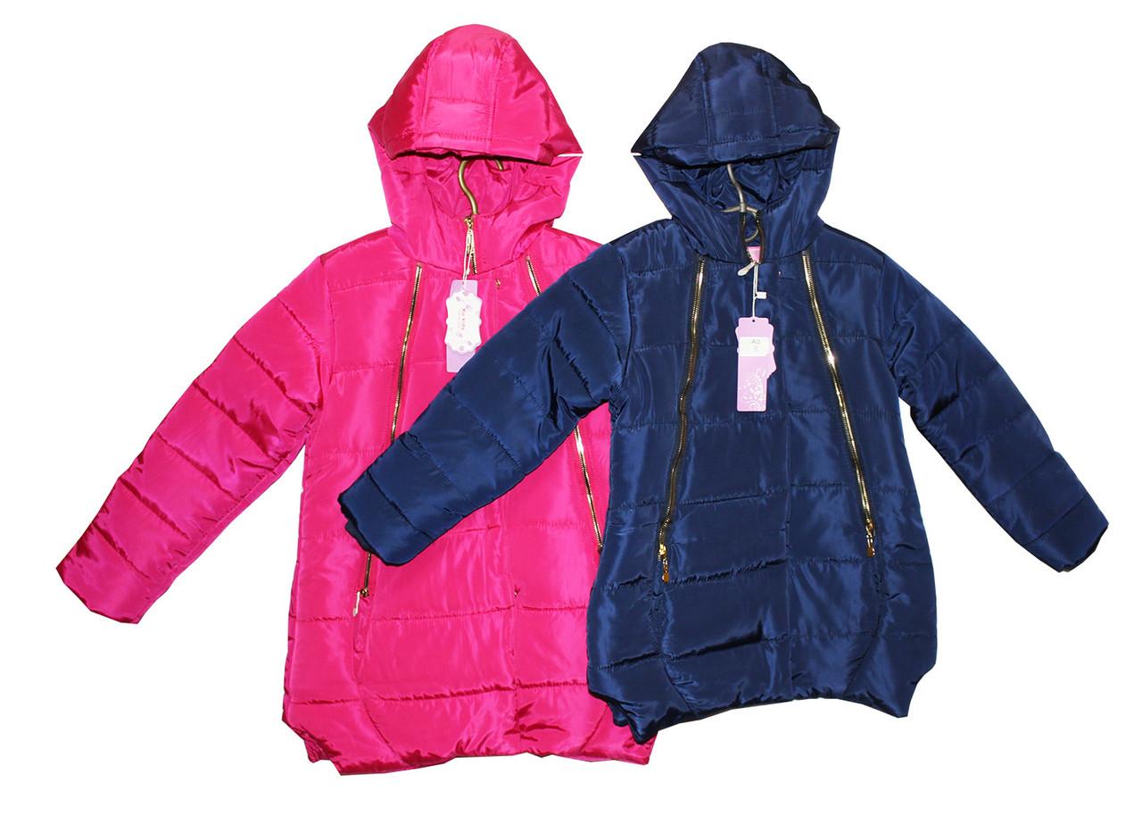 Куртка детская на зиму для девочки  А - 3