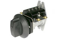 ТПКП-25 (ППКП) - 4-ступенчатый поворотный переключатель мощности, 220В, 25А