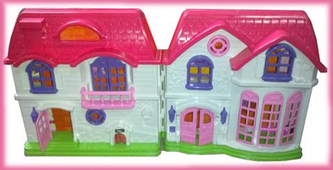 """Кукольный домик """"Мой милый дом"""" zyc 0201"""