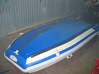 Ремонт лодок из ПВХ