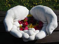 Статуя Ладошки