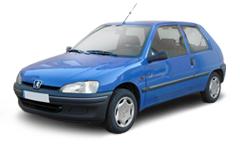 Тюнинг Peugeot 106 1992-2002