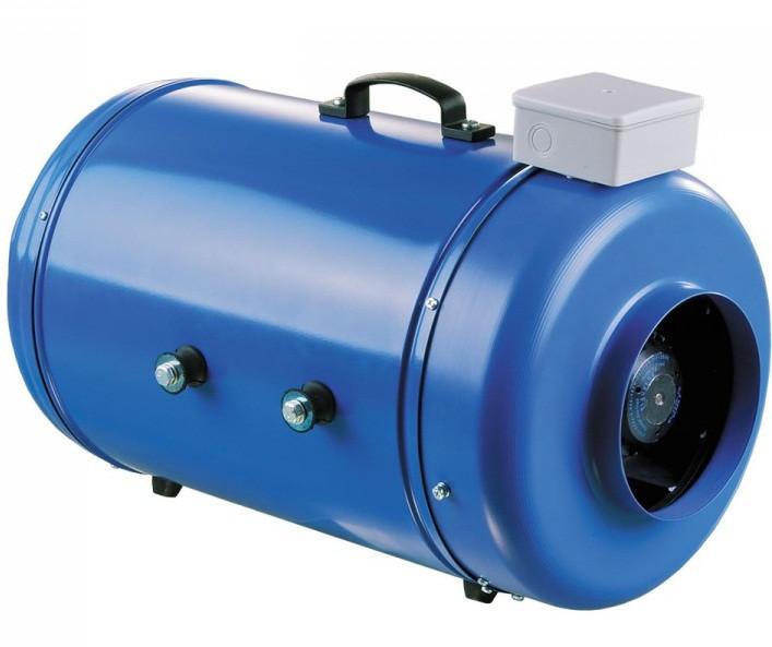 ВЕНТС ВКМИ 150 - шумоизолированный вентилятор