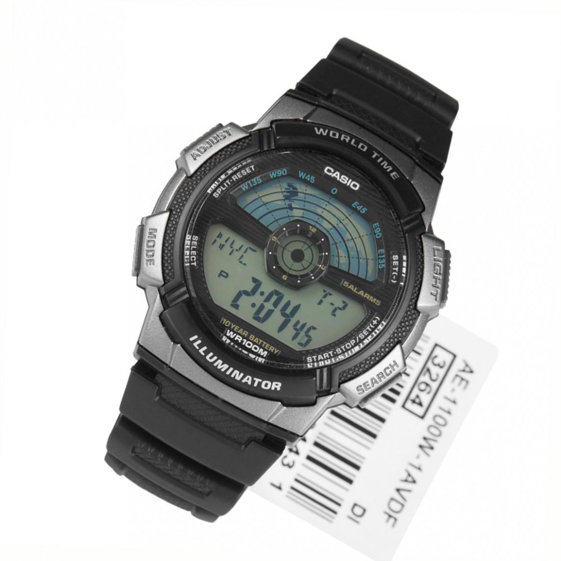 Часы Casio AE-1100W-1A