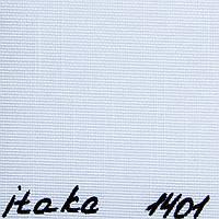 Вертикальные жалюзи Ткань Itaka (Итака) Белый 1401