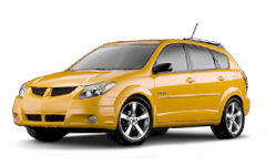 Тюнинг Pontiac Vibe 2002-2008
